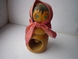 Деревянная лялька орехоколка, фото №2