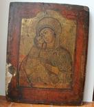 Ікона Богородиця з Дитям, фото №2