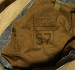 Кепка - шлем матерчатый Сирийка ( Афганка , Чернобылька ) 57 размер., фото №7