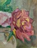 Розы у глиняном кувшине, фото №4