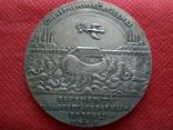 Медаль Петра І.1721 рік.Московія. Копія - посрібнення 999, фото №2
