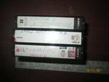 3 мини-видеокассеты, фото №3