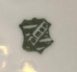 Тарелка октаэдровая Бавария 1930, фото №4