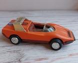 Машинка спортивная СССР, фото №3