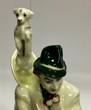 Клоун с собакой, фото №6