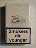 Сигареты BASIO WHITE