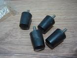 Ножки пластиковые с резьбовым стержнем, фото №4