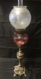 Керосиновая лампа ,  Англия, фото №2