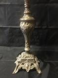 Керосиновая лампа ,  Англия, фото №4