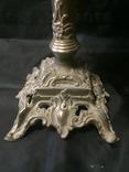 Керосиновая лампа ,  Англия, фото №5