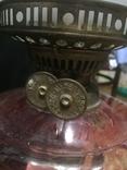 Керосиновая лампа ,  Англия, фото №6