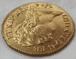 Луидор 1786 года, фото №5