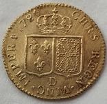 Луидор 1786 года, фото №6