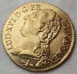 Луидор 1786 года, фото №10