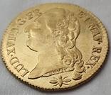 Луидор 1786 года, фото №11