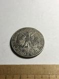 5 злотых 1934 Монета. Польша. Ядвига, фото №6