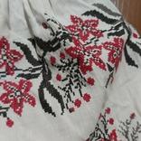 Сорочка старая с вышивкой.Полтавщина.Прошлый век., фото №5