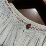 Сорочка старая с вышивкой.Полтавщина.Прошлый век., фото №11