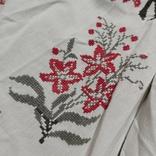 Сорочка старая с вышивкой.Полтавщина.Прошлый век., фото №13