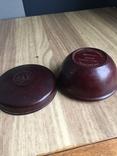 Бакелітова коробочка від крему, фото №4