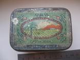 Коробок от чая,железо, фото №4