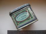 Коробок от чая,железо, фото №6