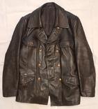 Кожаная куртка полицейского ФРГ 1980 г, фото №3