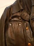 Кожаная куртка полицейского ФРГ 1980 г, фото №5