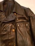 Кожаная куртка полицейского ФРГ 1980 г, фото №6