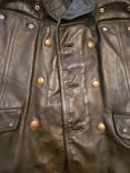 Кожаная куртка полицейского ФРГ 1980 г, фото №7