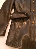 Кожаная куртка полицейского ФРГ 1980 г, фото №9