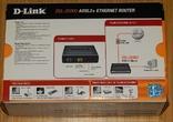 Модем-маршрутизатор D-Link DSL-2500U, фото №3