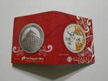 Макао, 20 патакас - Год Быка - серебро 999, унция, 2009 год -, фото №7