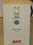 Источник бесперебойного питания APC BACK-UPS CS 500, фото №4