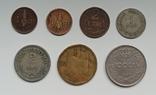 Набор монет Румынии, фото №2