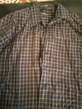 Рубашка мужская  в клетку, фото №2