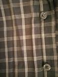 Рубашка мужская  в клетку, фото №5