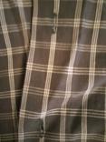 Рубашка мужская  в клетку, фото №6