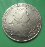 Талер 1763г. Фридрих Кристиан Саксонский, фото №2