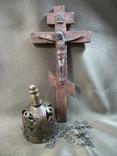 21Я19 Крест, распятие и лампада, фото №4
