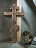 21Я19 Крест, распятие и лампада, фото №6