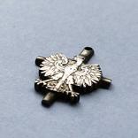 Срібний хрест, Польша, Патріотика, фото №4