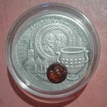 "1 доллар 2009 года Ниуэ ""Янтарный путь - Эльблонг"", фото №3"