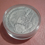 "1 доллар 2009 года Ниуэ ""Янтарный путь - Эльблонг"", фото №6"