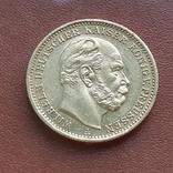 20 марок 1872 Пруссия, фото №4