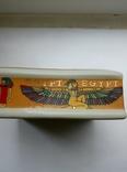 Пепельница Египет , фарфор , позолота , клеймо ., фото №6