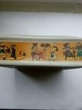 Пепельница Египет , фарфор , позолота , клеймо ., фото №7