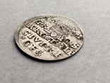 3 гроша Сигизмунд III Ваза 1591 года, фото №4