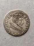 3 гроша Сигизмунд III Ваза 1591 года, фото №7