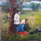 Ленін з дітьми, фото №6
